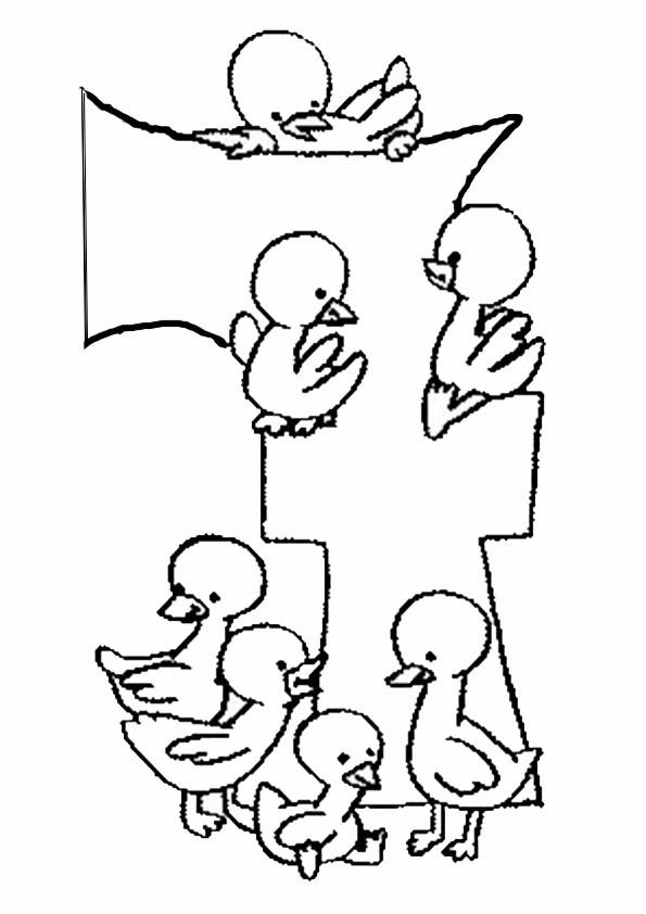 7 ausmalbilder buchstaben
