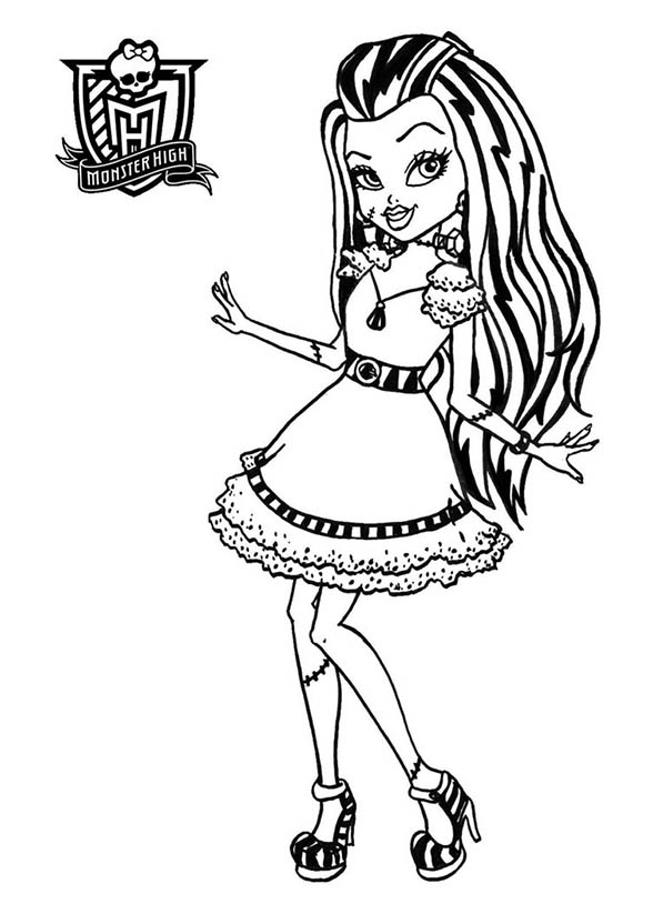 frankie stein von monster high