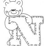Buchstaben N