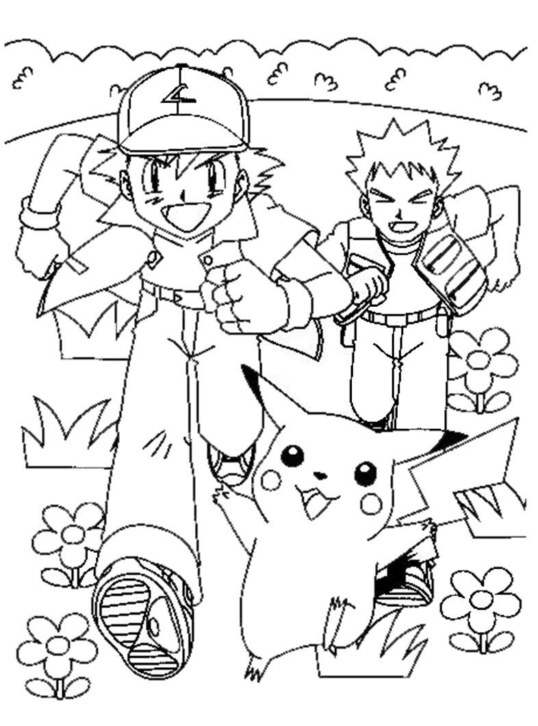 Kinder Malvorlagen Pokemon My Blog