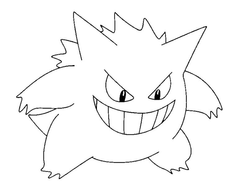 pokemon für ausmalen
