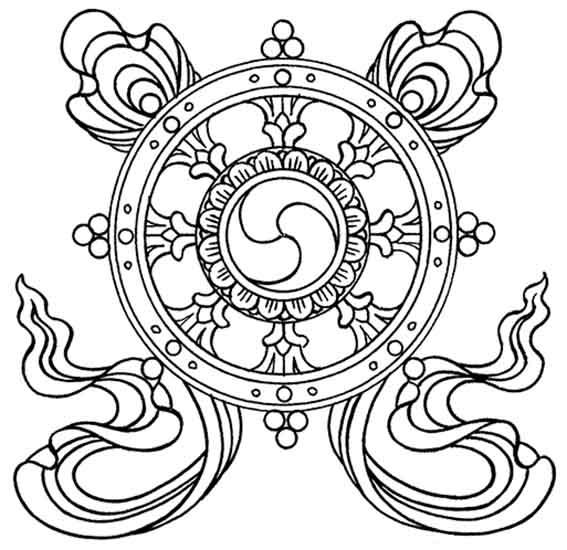 mandala 18 ausmalbilder