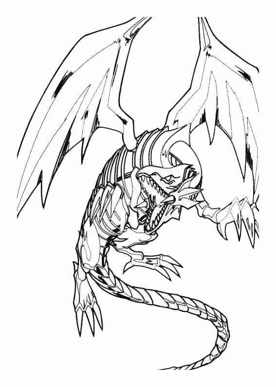 dragon 3 von yu gi oh