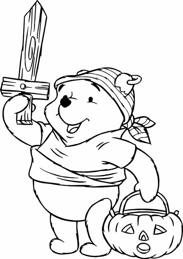 Winnie The Pooh Ausmalbilder 20 Ausmalbilder