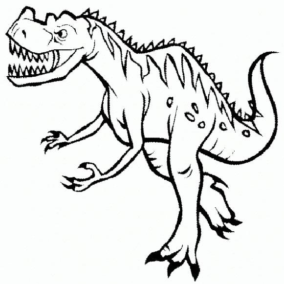 dinosaurier 15 zum malen