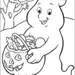 Ausmalbilder Halloween 1