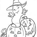 Ausmalbilder Halloween 2