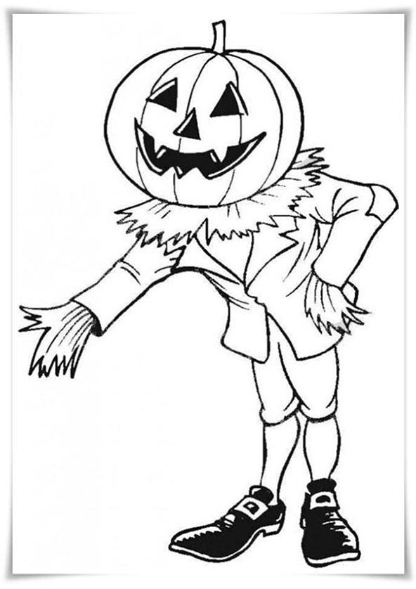 malvorlagen halloween 3