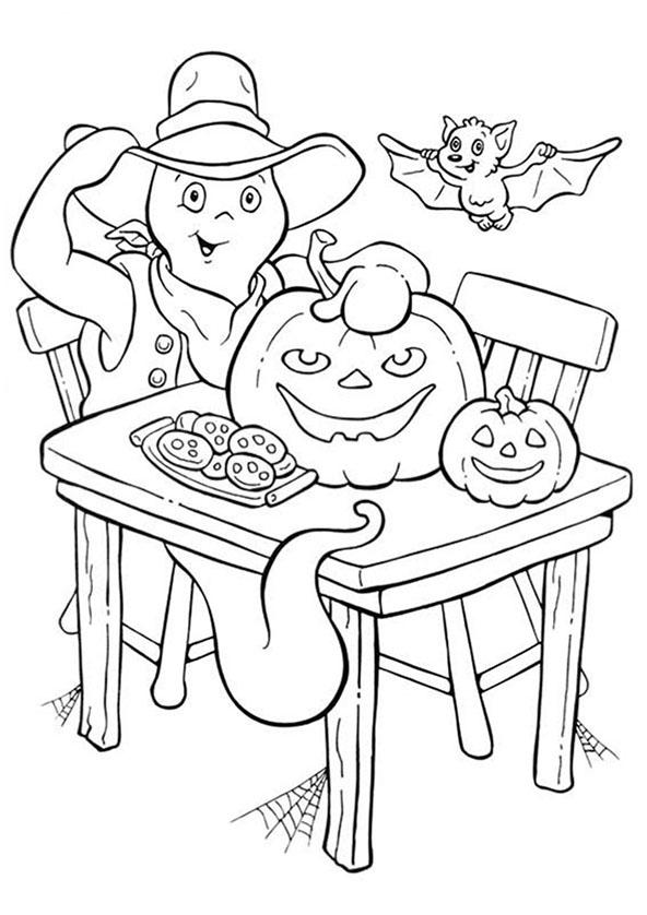 malvorlagen halloween 8
