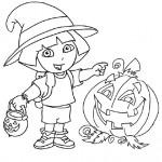 Ausmalbilder Halloween 11
