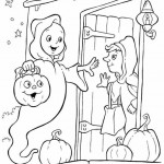 Ausmalbilder Halloween 16