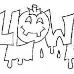 Ausmalbilder Halloween 19