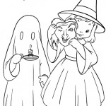 Ausmalbilder Halloween 20