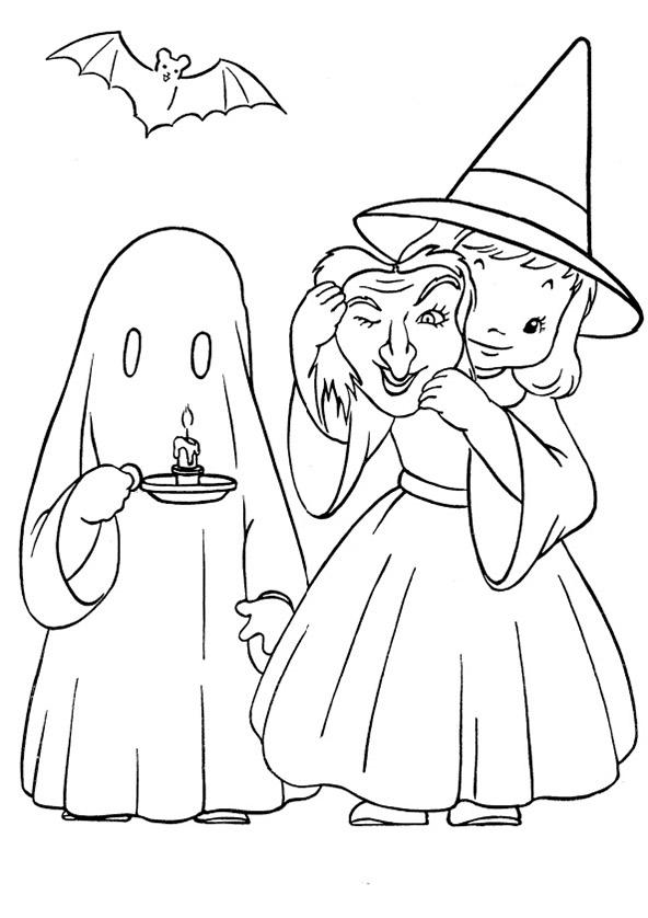 Ausmalbilder Halloween 20 | Ausmalbilder