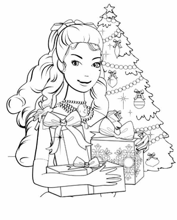 barbie und weihnachten 1