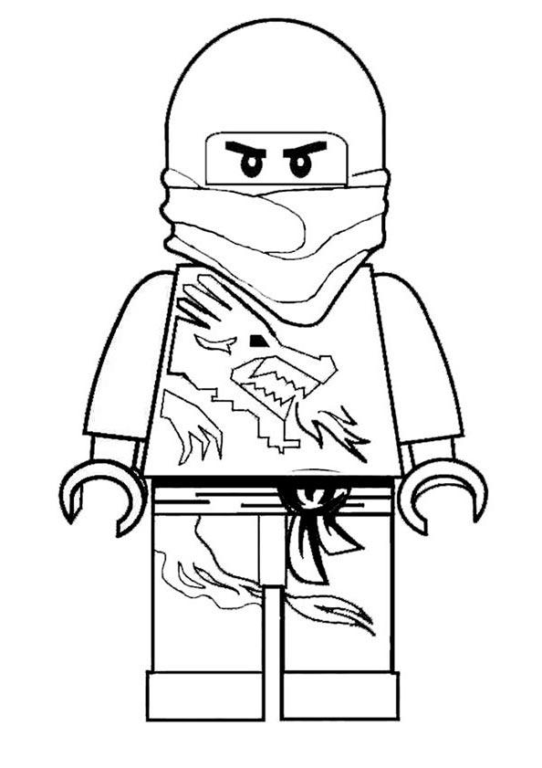 ninjago ausmalbilder 4