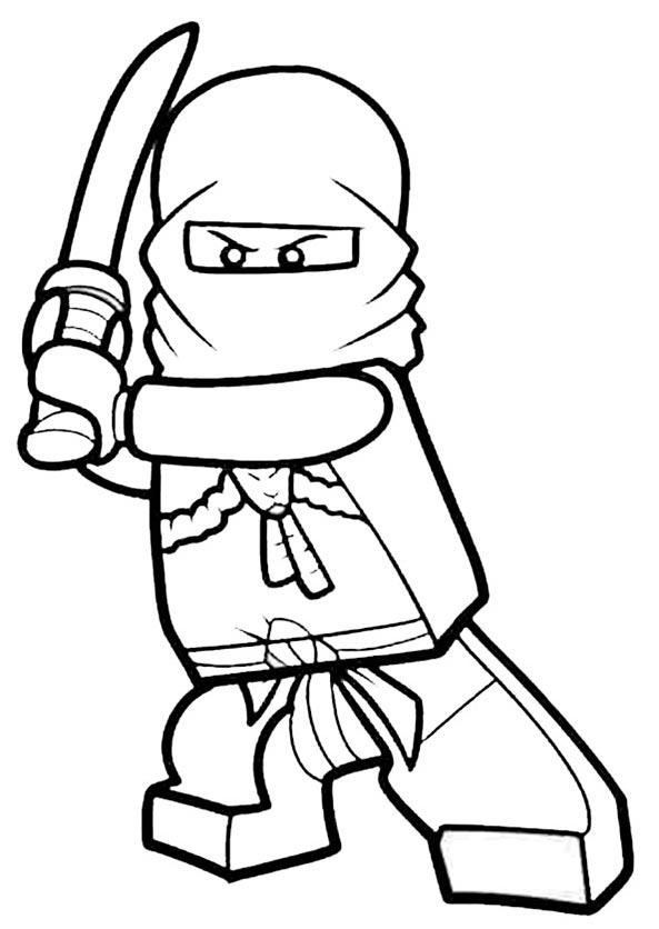 ninjago ausmalbilder 9