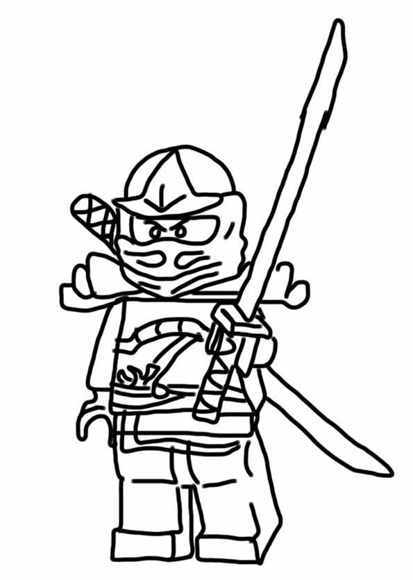 ninjago ausmalbilder 10