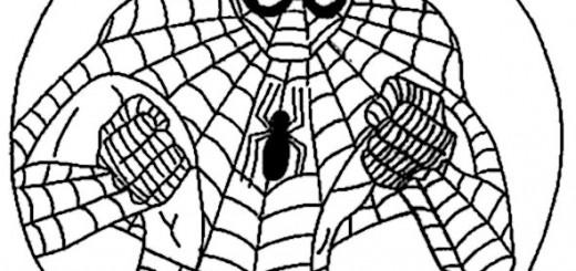 mandala spiderman