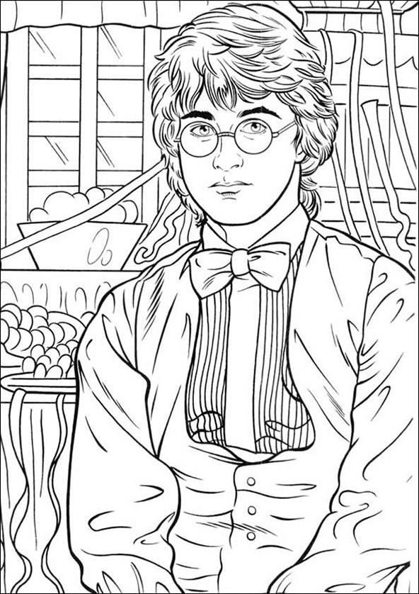Harry Potter ausmalbilder (12)