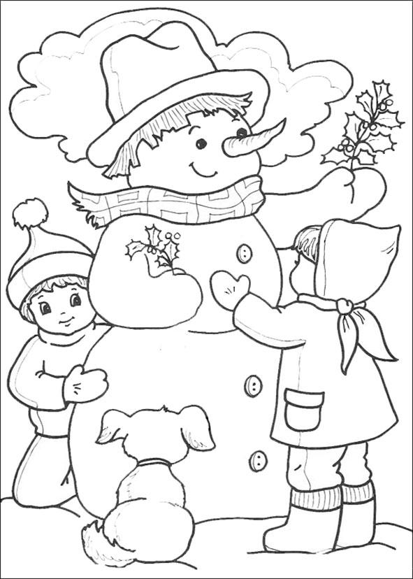 weihnachten 38  ausmalbilder