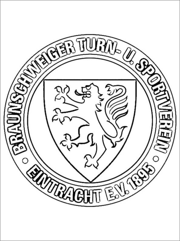 Fussball Wappen Braunschweig Karl Kane De