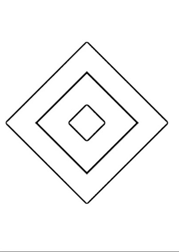 Hamburger sv Wappen zum ausmalen