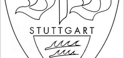 Vfb Stuttgart Wappen zum ausmalen