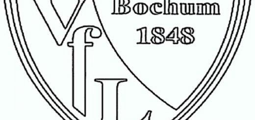Vfl Bochum Wappen zum ausmalen
