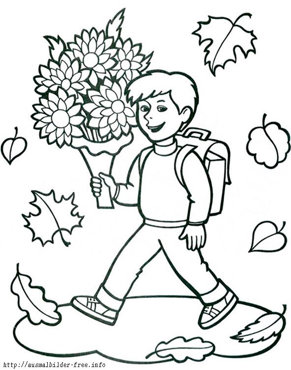Ausmalbilder Herbst 11